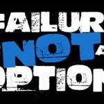 Failure-is-not-an-Option