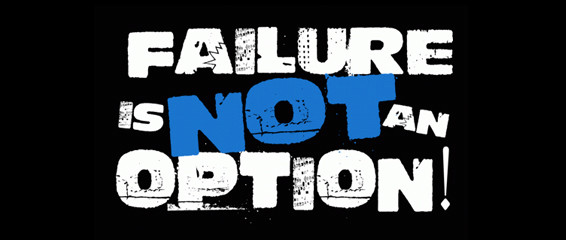 Options trading failure rate